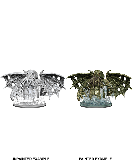 Unpainted Minis: W09: PF: Star-Spawn of Cthulhu | Misty Mountain Games