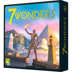 7 Wonder: New Edition | Misty Mountain Games