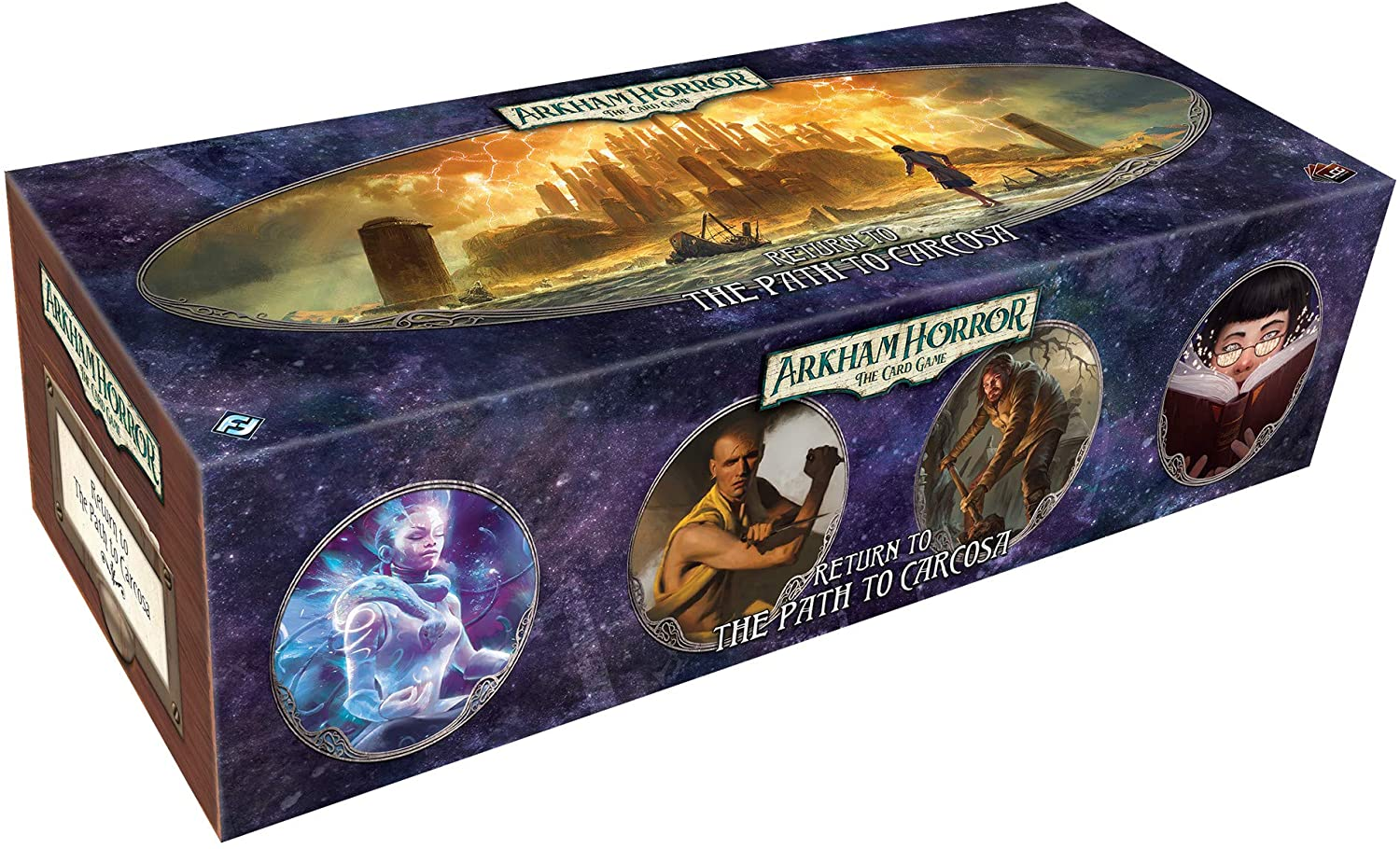 Arkham LCG: Return to the Path of Carcosa | Misty Mountain Games