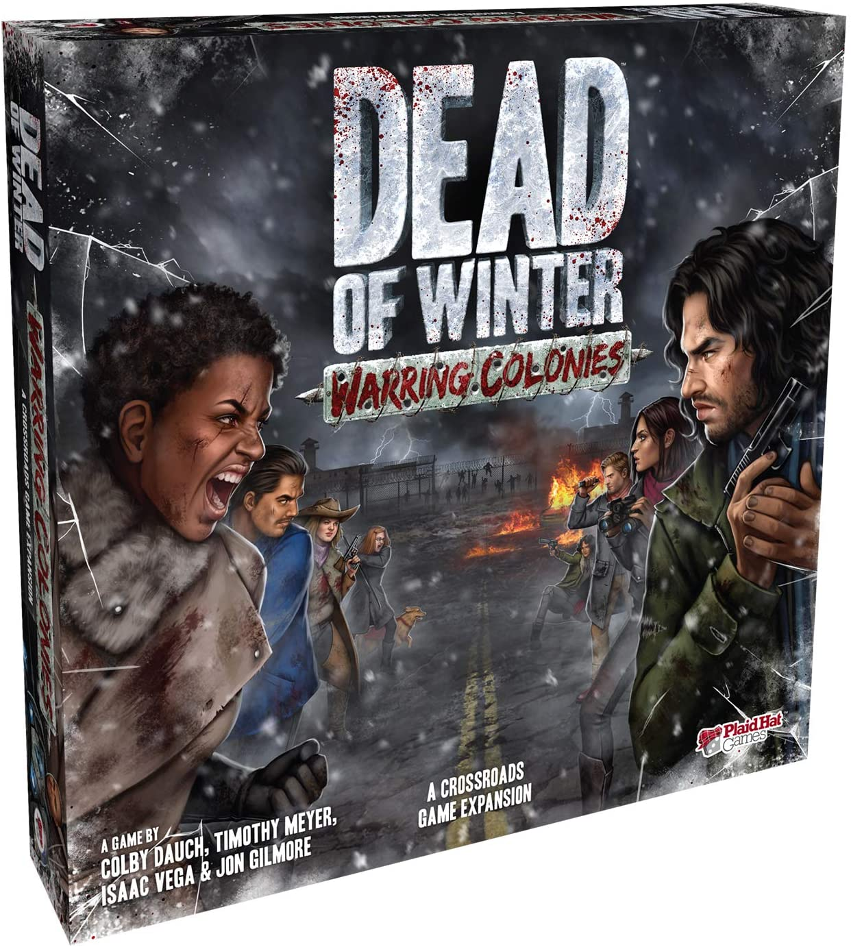 Dead of Winter: Warring Colonies Expansion | Misty Mountain Games