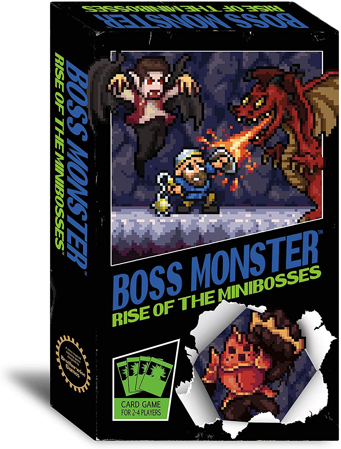 Boss Monster: Rise of the Minibosses | Misty Mountain Games