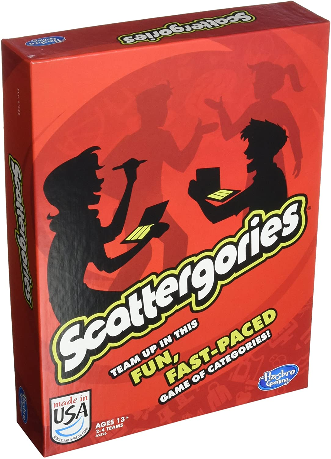 Scattergories: Large Box | Misty Mountain Games