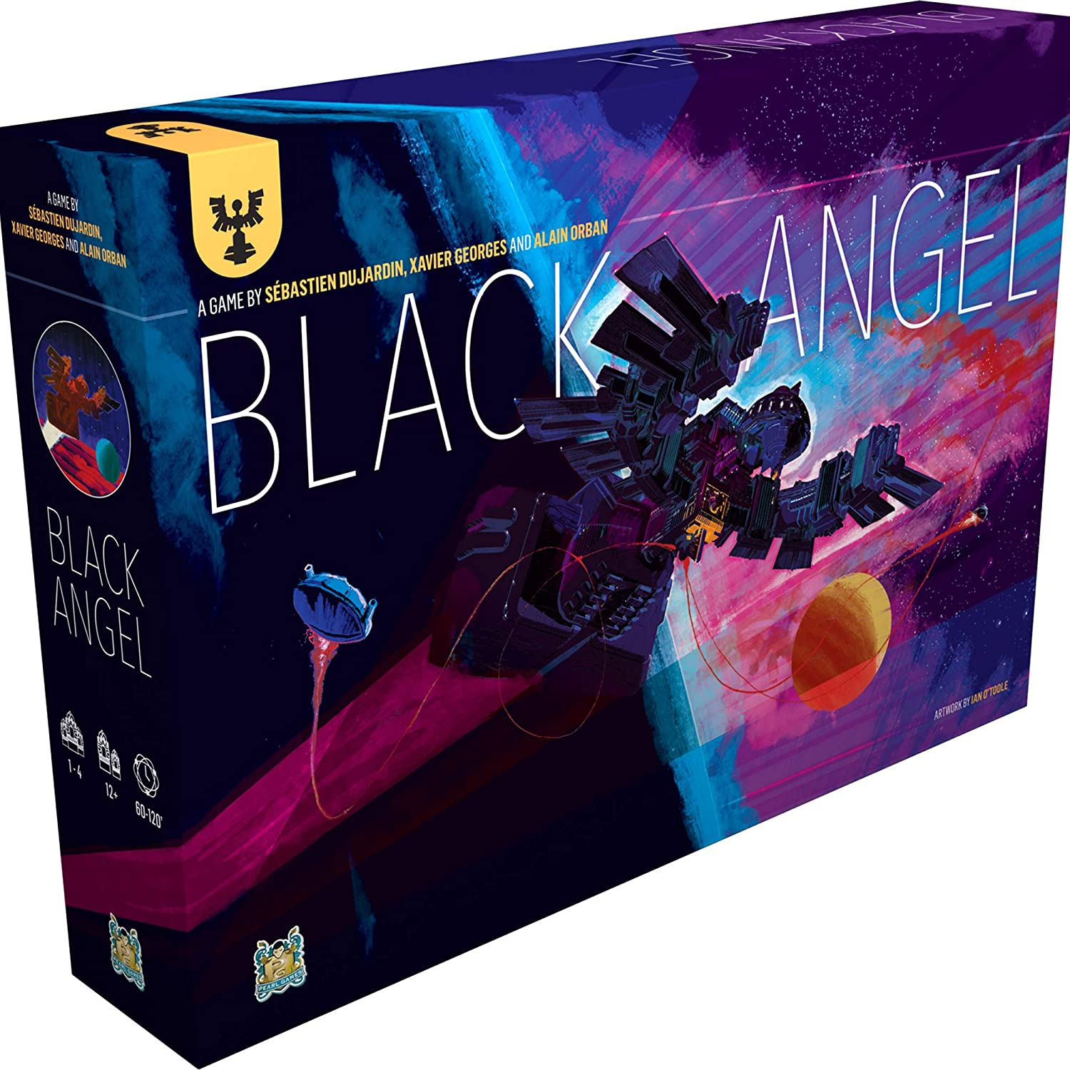 Black Angel | Misty Mountain Games