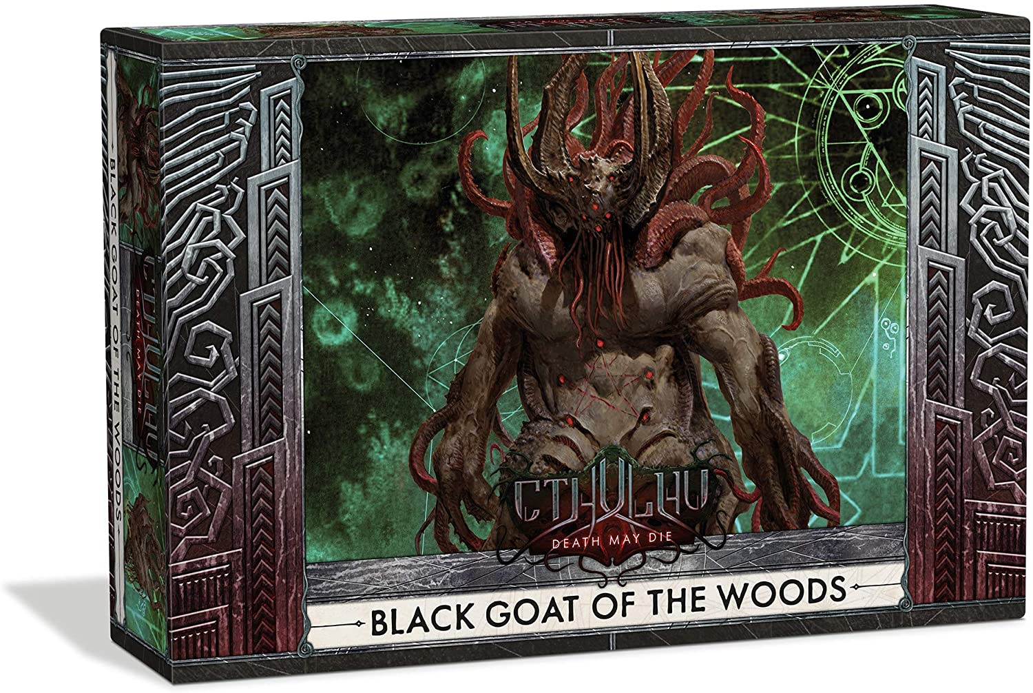 Cthulhu: Death May Die: Black Goat of the Woods | Misty Mountain Games
