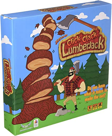 Click Clack Jumberjack | Misty Mountain Games