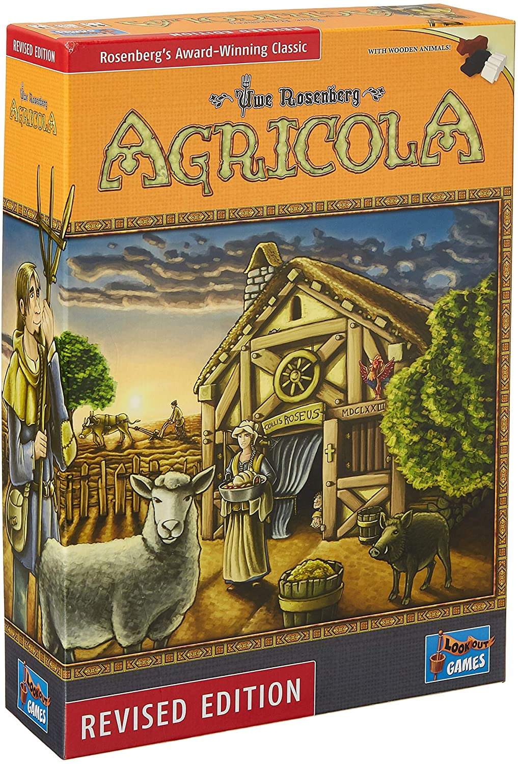 Agricola | Misty Mountain Games