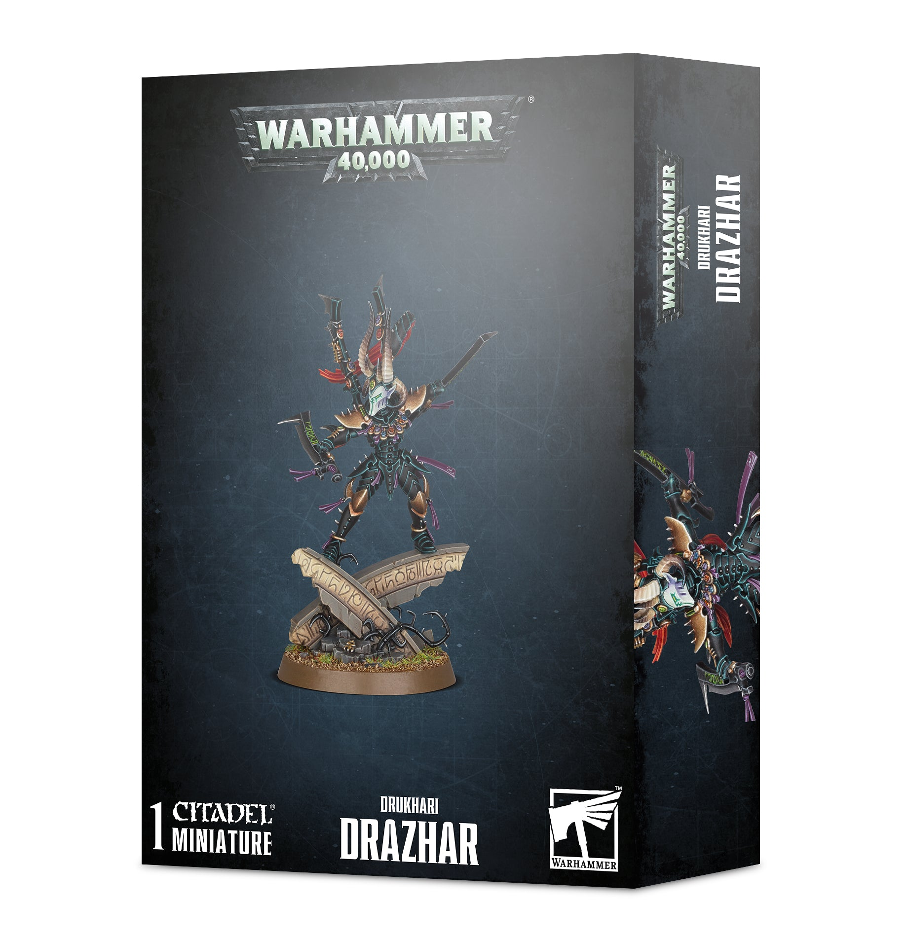 45-41 Drukhari Drazhar | Misty Mountain Games