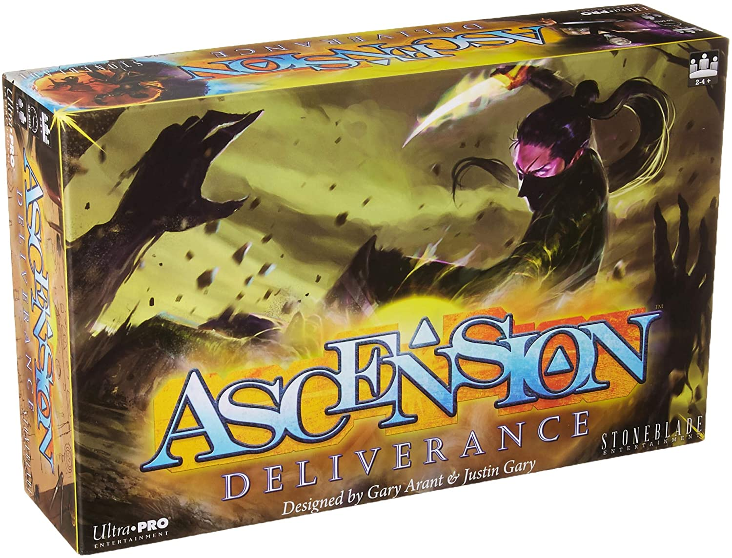 Ascension: Deliverance | Misty Mountain Games