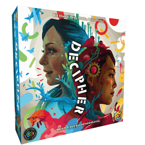 Decipher | Misty Mountain Games