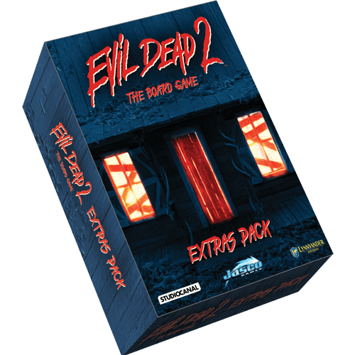Evil Dead 2: The Board Game: Extras Pack | Misty Mountain Games