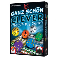 Ganz Schon Clever (That's Pretty Clever) | Misty Mountain Games
