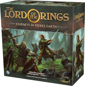 The Lord of the Rings: Journeys in Middle-Earth | Misty Mountain Games