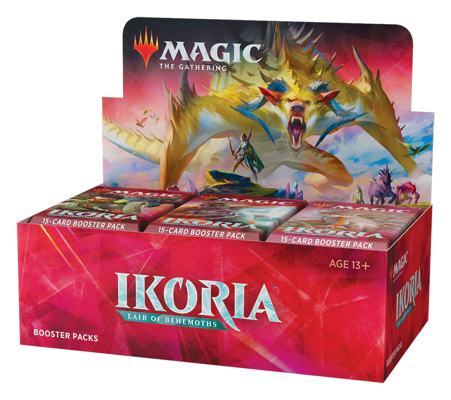 MTG Ikoria Draft Booster Box | Misty Mountain Games