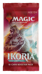 MTG Ikoria Draft Booster | Misty Mountain Games