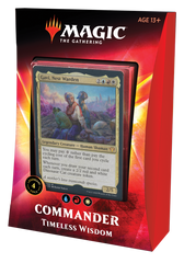 MTG Commander 2020 Deck | Misty Mountain Games