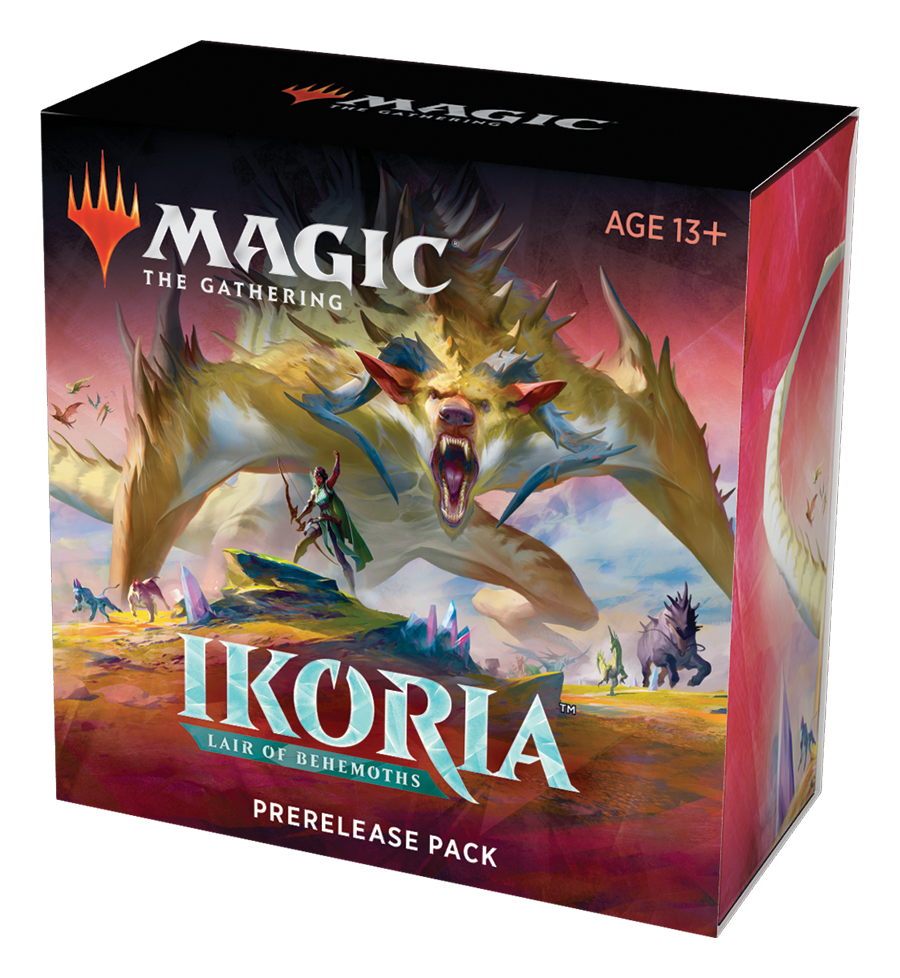 MTG Ikoria Prerelease Pack | Misty Mountain Games