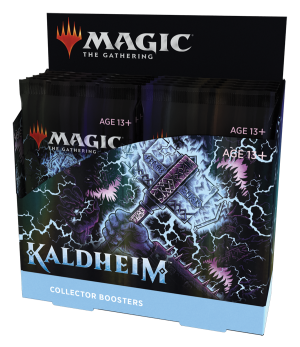 MTG: Kaldheim Collector Booster Box | Misty Mountain Games