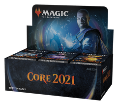 MTG Core Set 2021 Draft Booster Box | Misty Mountain Games