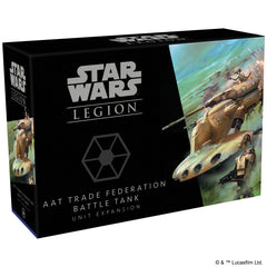 Star Wars: Legion - AAT Trade Federation Battle Tank Unit Expansion | Misty Mountain Games