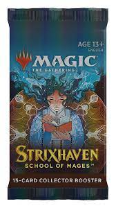 MTG Strixhaven Collector Booster Pack | Misty Mountain Games