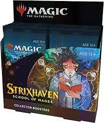 MTG Strixhaven Collector Booster Box | Misty Mountain Games