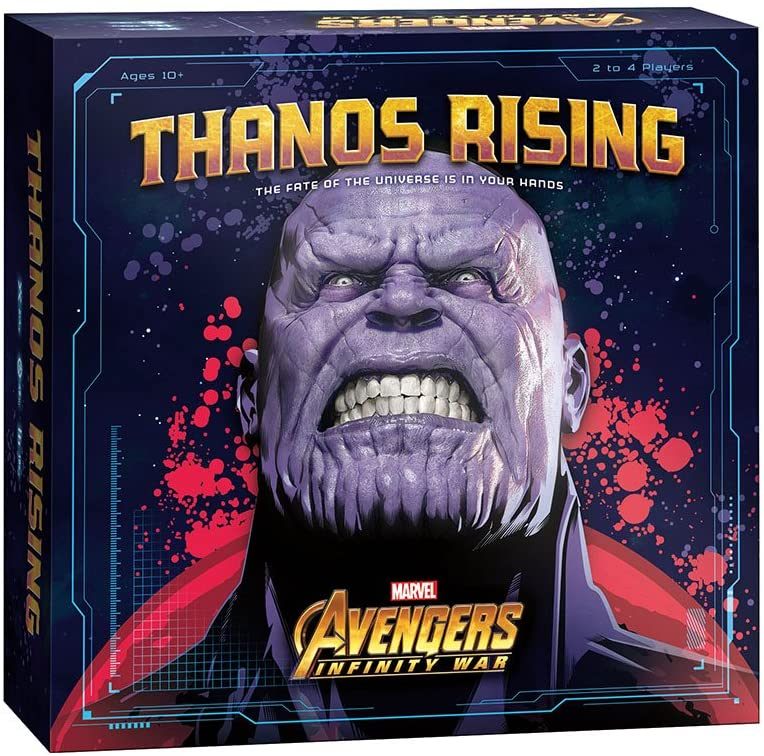Avengers: Infinity War: Thanos Rising | Misty Mountain Games