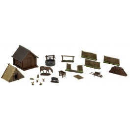 Painted Minis: WZK: Homestead | Misty Mountain Games