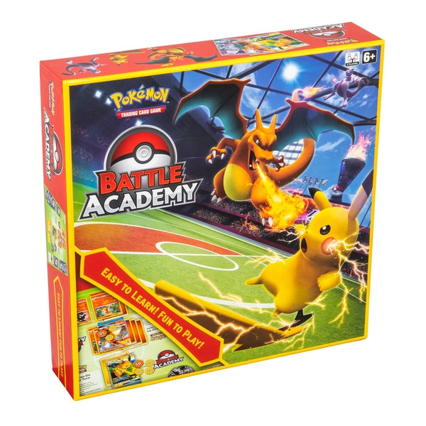 Pokemon: Battle Academy | Misty Mountain Games