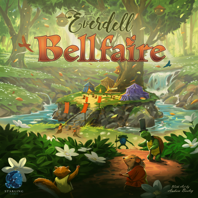 Everdell: Bellfaire | Misty Mountain Games