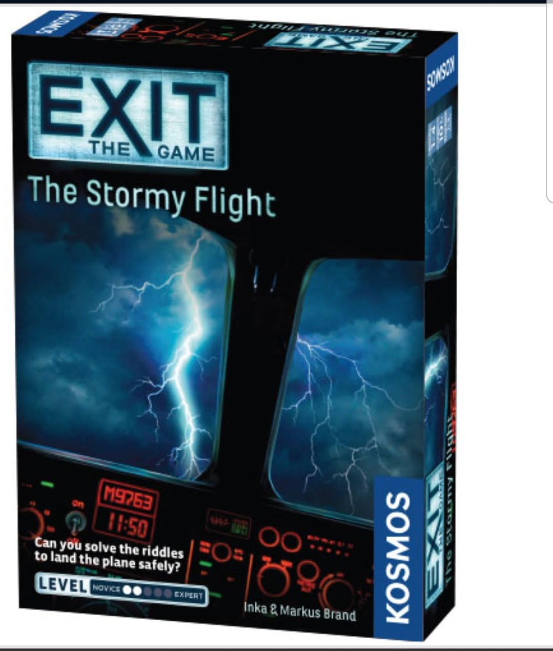 Exit: The Stormy Flight | Misty Mountain Games