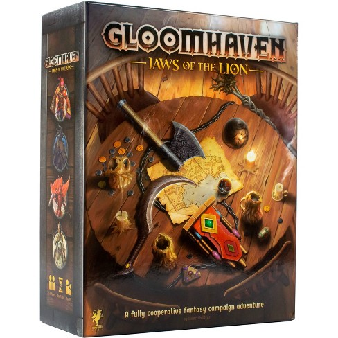 Gloomhaven: Jaws of the Lion | Misty Mountain Games
