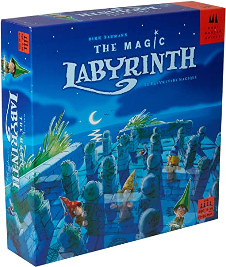 The Magic Labyrinth | Misty Mountain Games