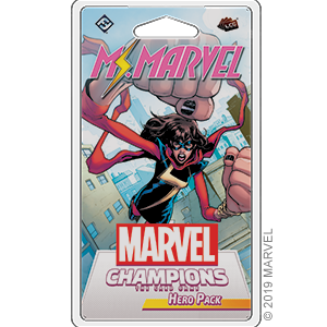 Marvel Champions: Ms. Marvel | Misty Mountain Games