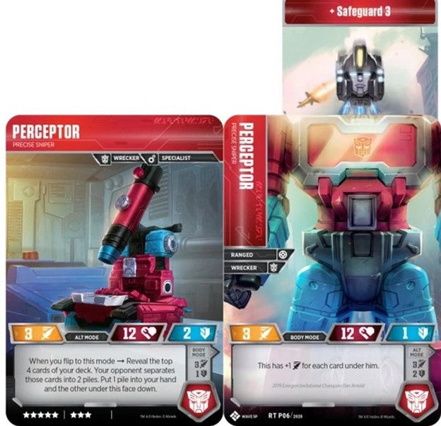Transformers TCG: Titan Masters Attack Box | Misty Mountain Games
