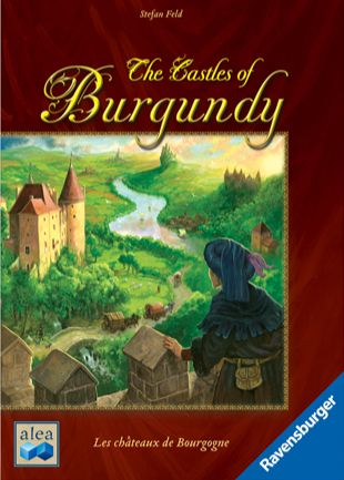The Castles of Burgundy | Misty Mountain Games