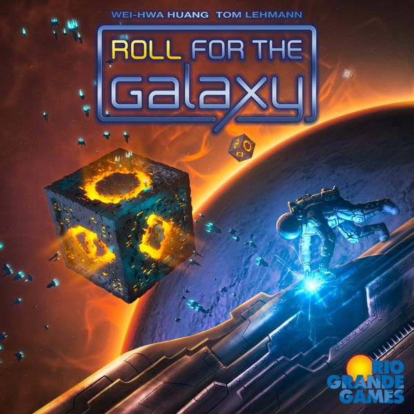 Roll for the Galaxy | Misty Mountain Games