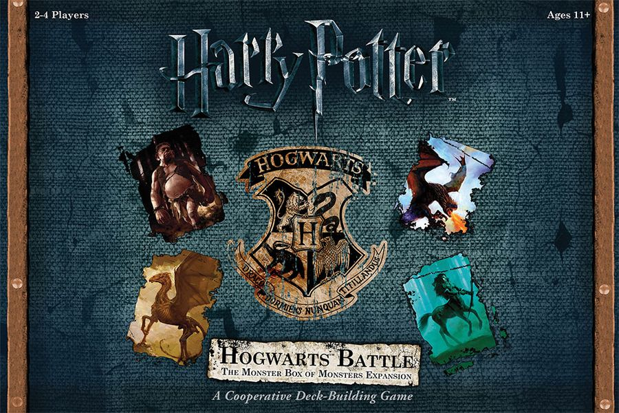 Harry Potter: Hogwarts Battle: The Monster Box of Monsters | Misty Mountain Games