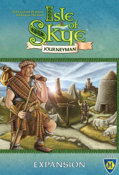Isle of Skye: Journeyman Expansion | Misty Mountain Games