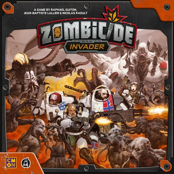 Zombicide: Invader | Misty Mountain Games