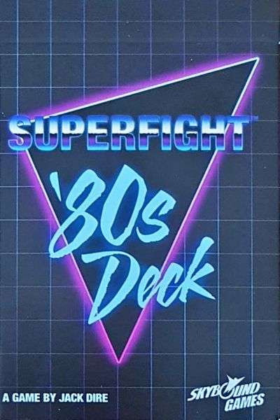 Superfight: The '80s Deck | Misty Mountain Games