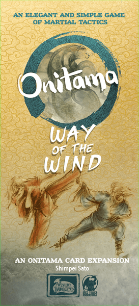 Onitama: Way of the Wind | Misty Mountain Games