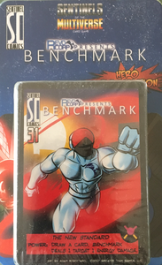 Sentinels of the Multiverse: Benchmark Mini Expansion | Misty Mountain Games