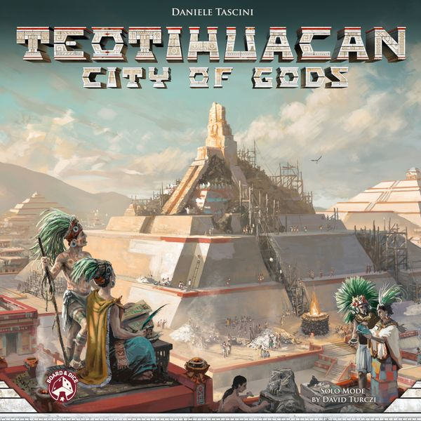 Teotihuacan | Misty Mountain Games