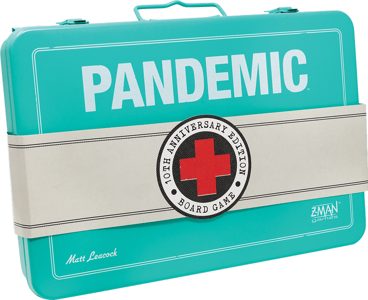 Pandemic: 10th Anniversary Edition | Misty Mountain Games