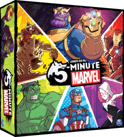 5 Minute Marvel | Misty Mountain Games