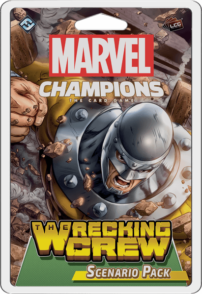 Marvel Champions: The Wrecking Crew | Misty Mountain Games