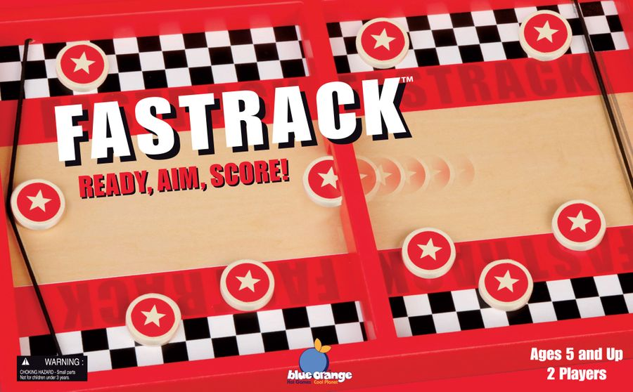 Fastrack | Misty Mountain Games