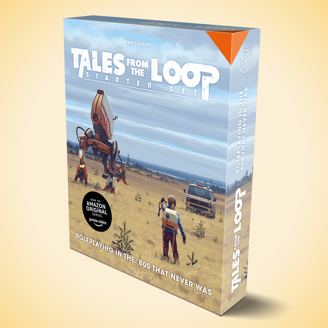 Tales from the Loop RPG: Starter Set | Misty Mountain Games