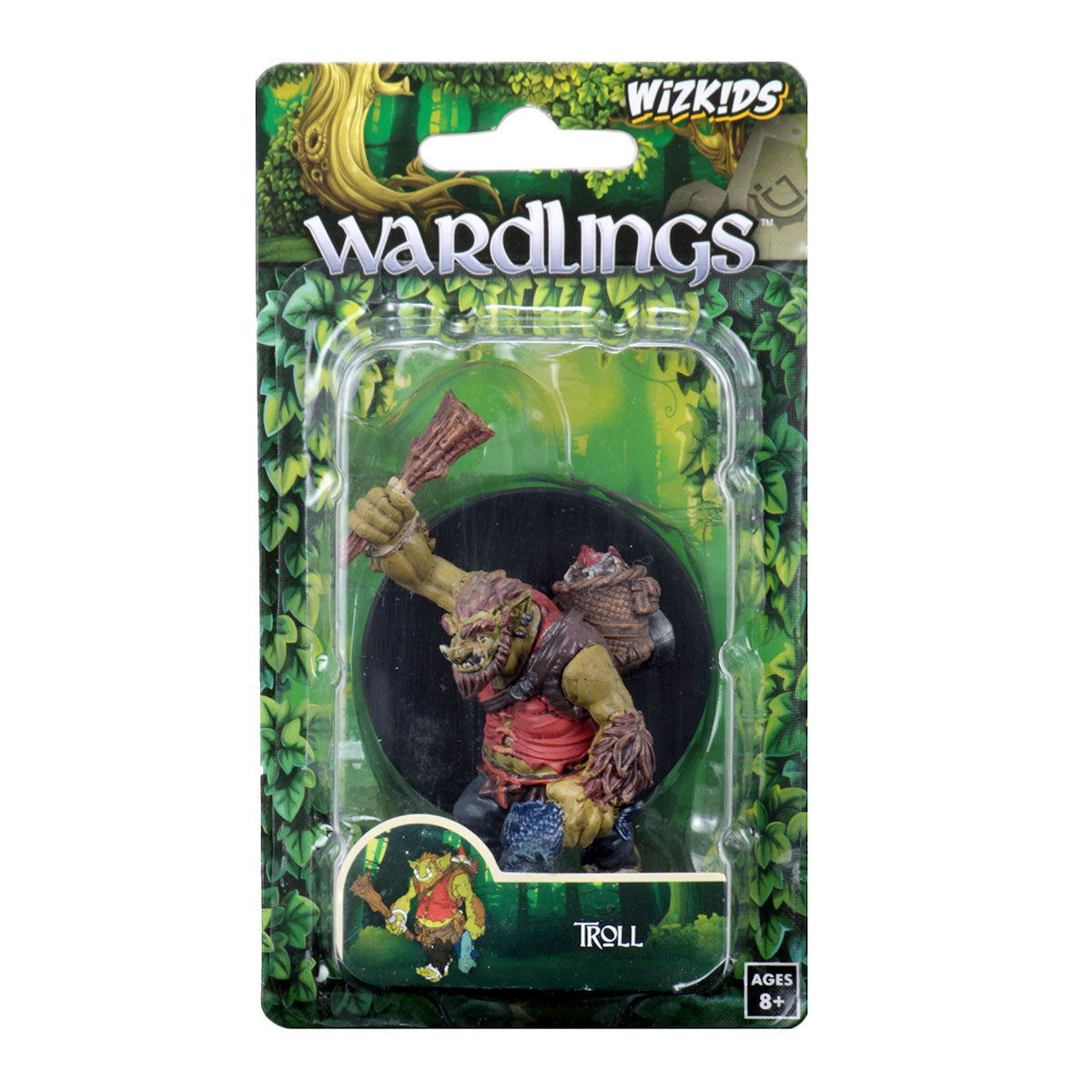 Painted Minis: Wardlings: W03: Troll | Misty Mountain Games