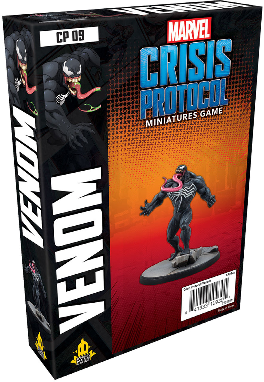 Marvel: Crisis Protocol: Venom | Misty Mountain Games